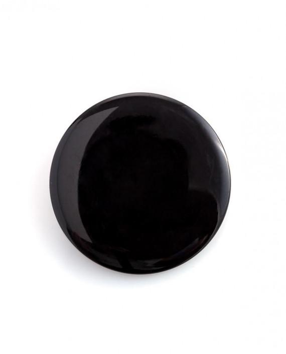 Брошь 182 цвет черный картинка
