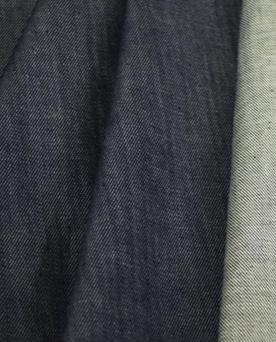 Ткань Джинс 790 цвет серый картинка 1