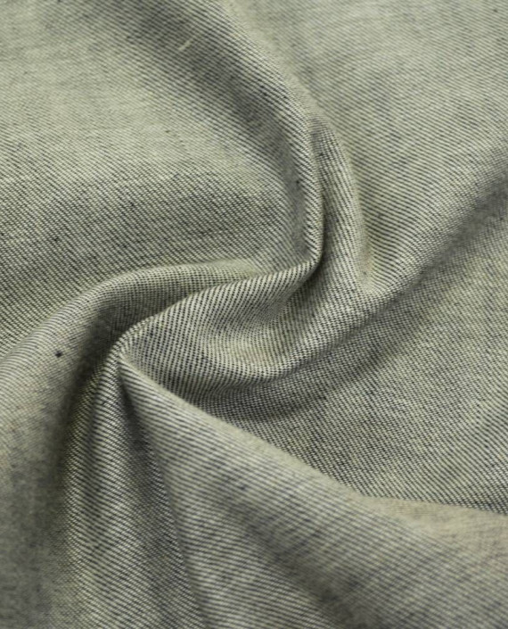 Ткань Джинс 790 цвет серый картинка 2