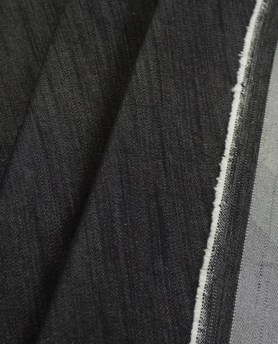 Ткань Джинс 809 цвет серый картинка 1
