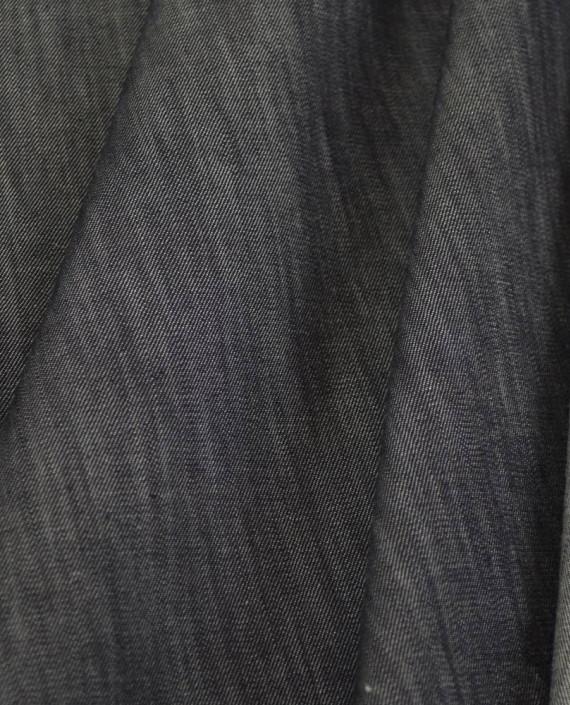 Ткань Джинс 812 цвет серый картинка 2