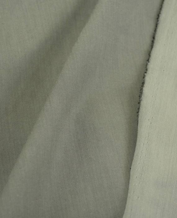 Ткань Хлопок Джинсовый 827 цвет бежевый картинка 2