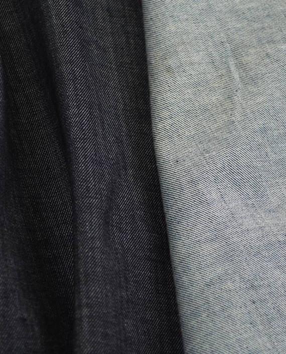 Ткань Джинс 832 цвет серый картинка 2