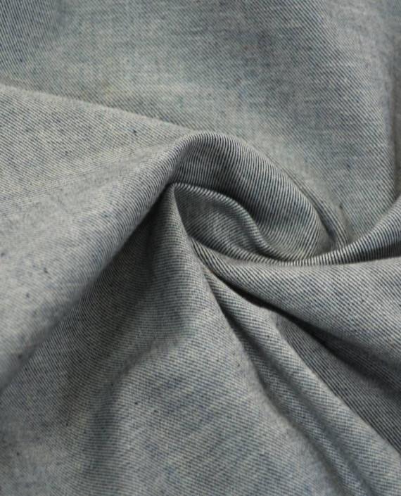Ткань Джинс 832 цвет серый картинка 1