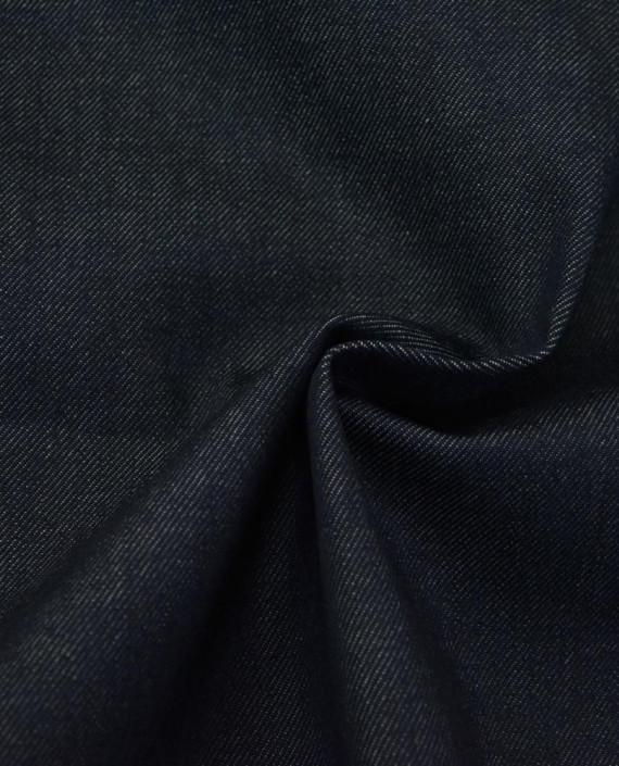 Ткань Джинс 858 цвет синий картинка