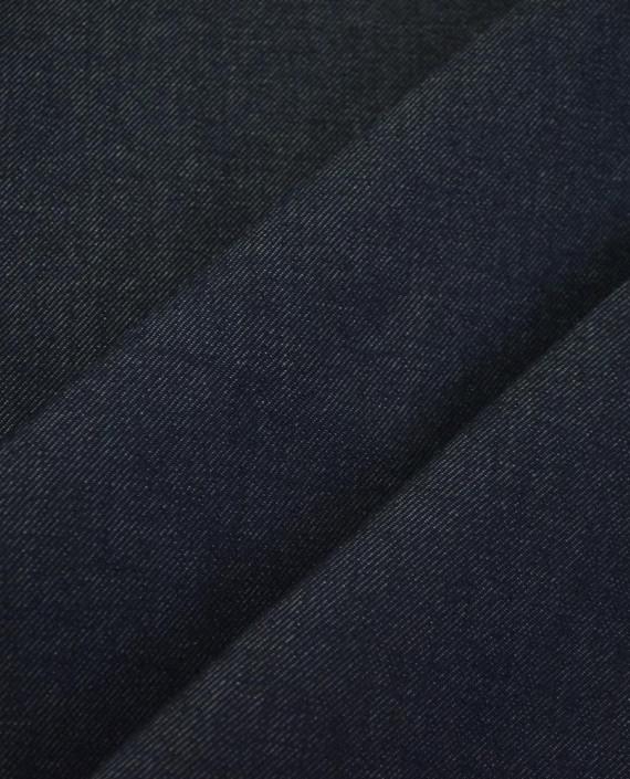 Ткань Джинс 858 цвет синий картинка 1