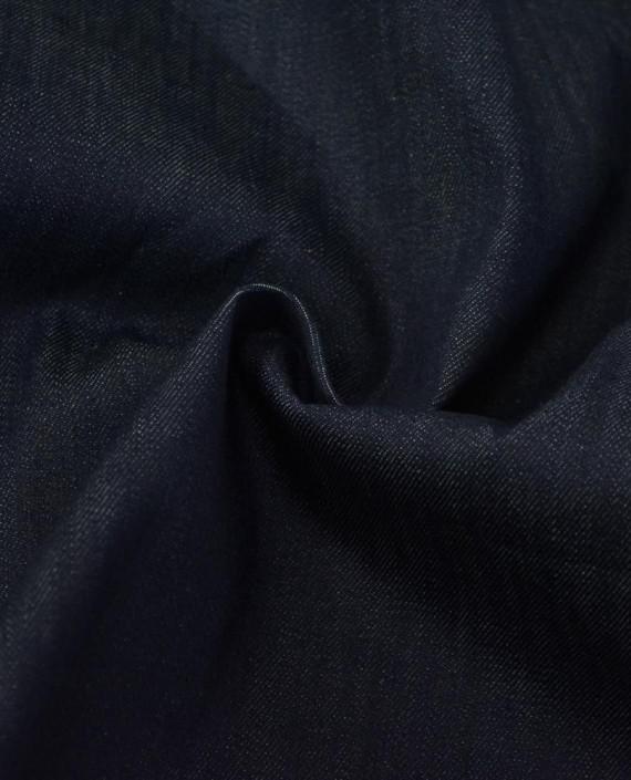 Ткань Джинс 860 цвет синий картинка