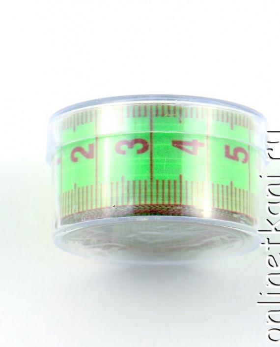Сантиметр 002 цвет зеленый картинка