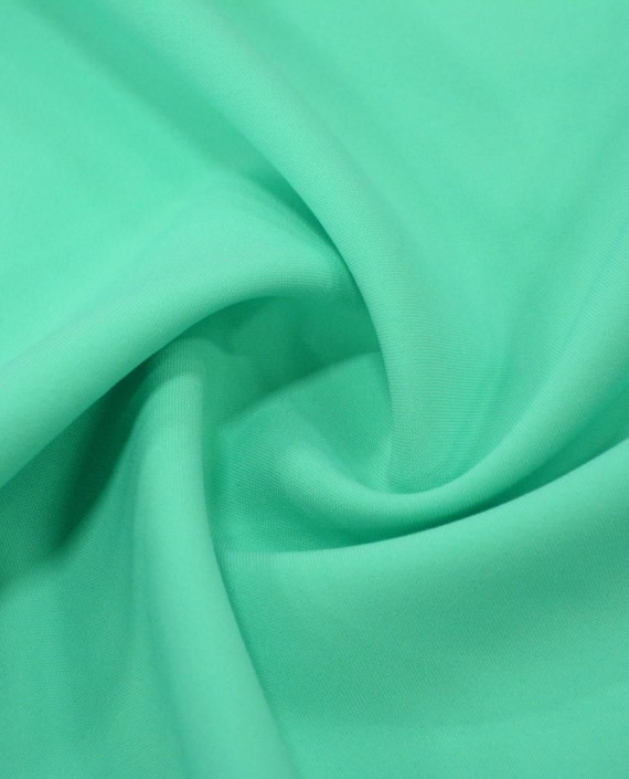 """Ткань Габардин """"Бирюзовый"""" 0018 цвет зеленый картинка"""