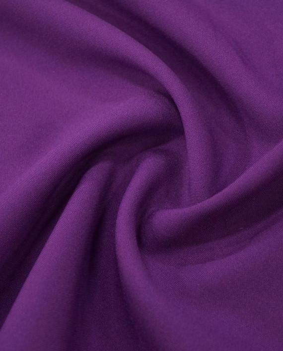 """Ткань Габардин """"Индиго"""" 0002 цвет фиолетовый картинка"""