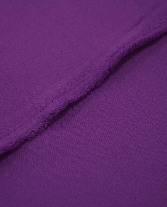 """Ткань Габардин """"Индиго"""" 0002 цвет фиолетовый картинка 1"""