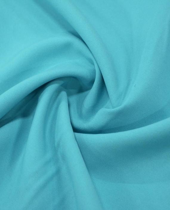 Ткань Габардин 0033 цвет бирюзовый картинка
