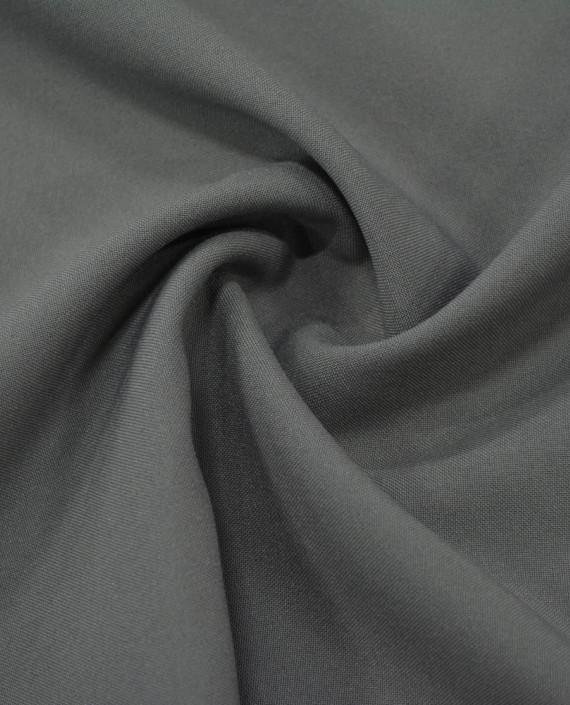 Ткань Габардин 0041 цвет серый картинка