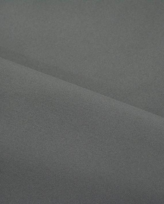 Ткань Габардин 0041 цвет серый картинка 2