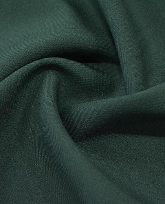 Ткань Габардин 0031 цвет зеленый картинка