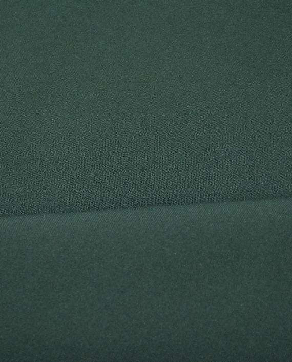 Ткань Габардин 0031 цвет зеленый картинка 2