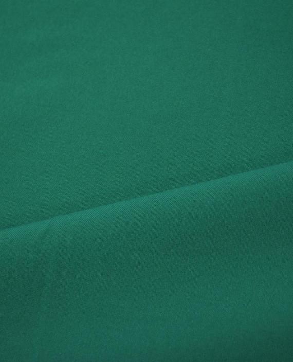 Ткань Габардин 0034 цвет зеленый картинка 1