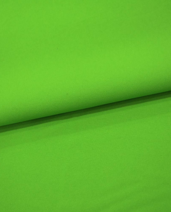 Ткань Габардин  0010 цвет зеленый картинка 2