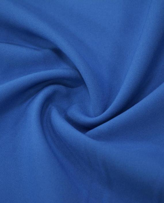 Ткань Габардин 0007 цвет синий картинка