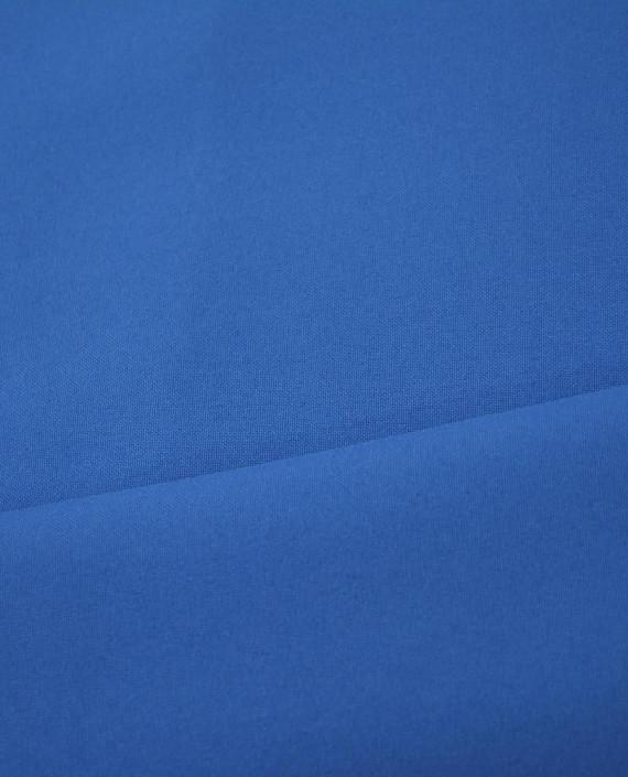 Ткань Габардин 0007 цвет синий картинка 1