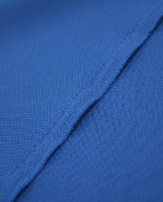 Ткань Габардин 0007 цвет синий картинка 2