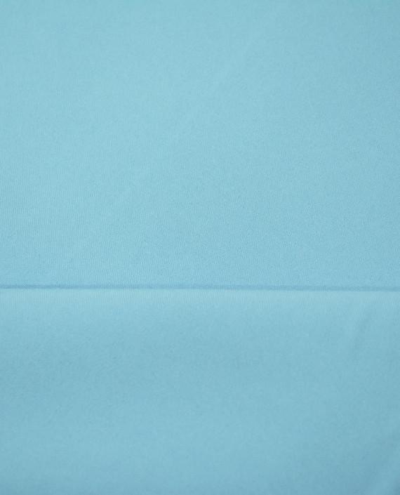 """Ткань Габардин """"Голубой"""" картинка 2"""