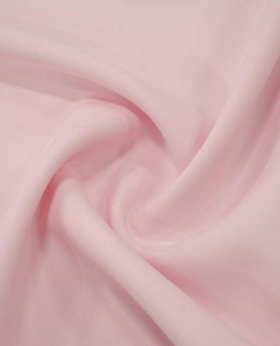 Ткань Габардин 0023 цвет розовый картинка