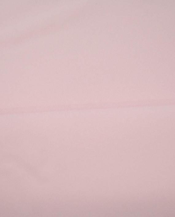 Ткань Габардин 0023 цвет розовый картинка 2