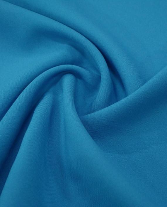 Ткань Габардин 0013 цвет синий картинка
