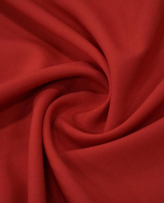 Ткань Габардин 0035 цвет красный картинка