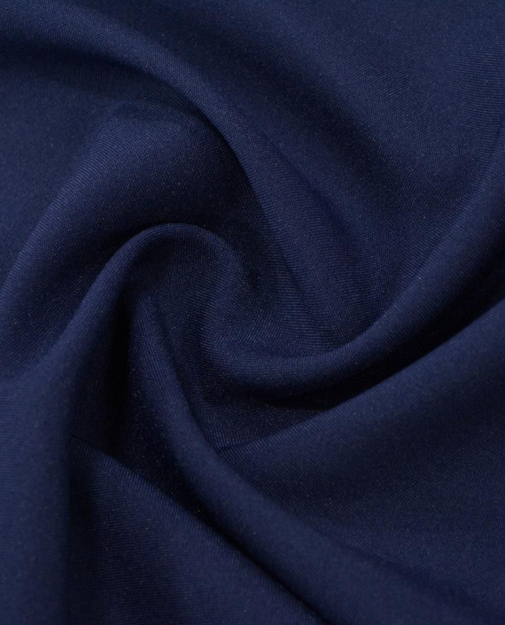 Ткань Габардин  0005 цвет синий картинка