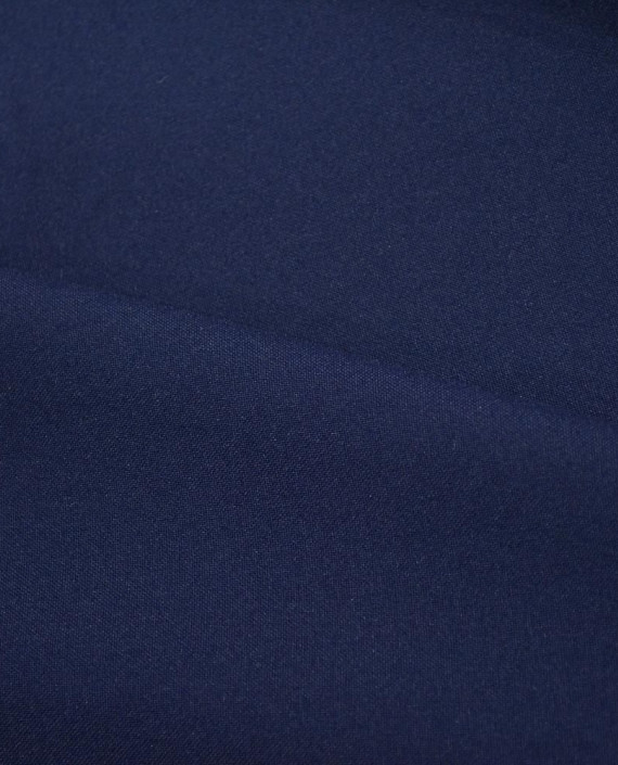 Ткань Габардин  0005 цвет синий картинка 2
