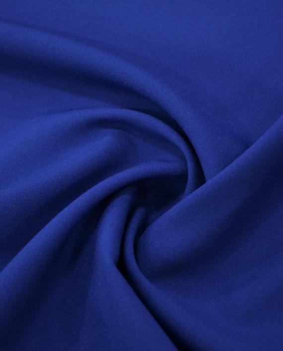 Ткань Габардин 0025 цвет синий картинка
