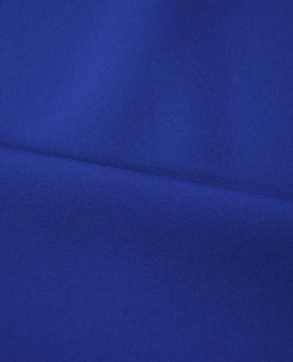 Ткань Габардин 0025 цвет синий картинка 1