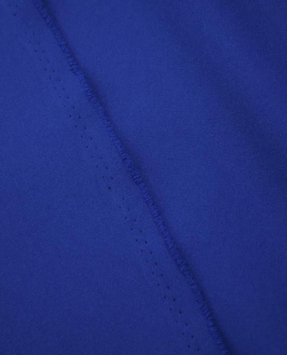 Ткань Габардин 0025 цвет синий картинка 2