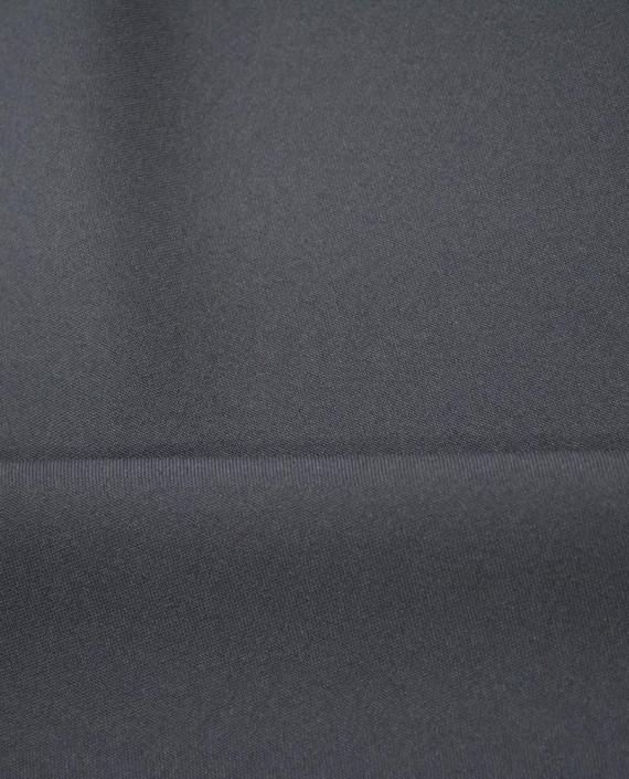 Ткань Габардин 0028 цвет серый картинка 2