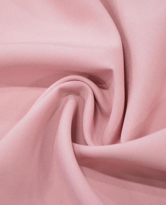 Ткань Габардин 0036 цвет розовый картинка