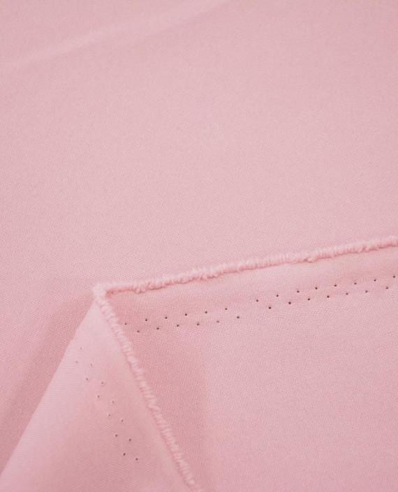 Ткань Габардин 0036 цвет розовый картинка 2