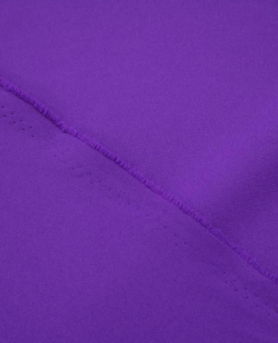 Ткань Габардин 0026 цвет фиолетовый картинка 1
