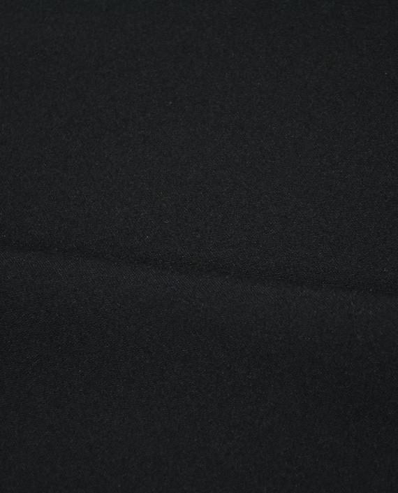 "Ткань Габардин ""Черный"" картинка 2"