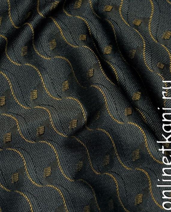 Ткань Жаккард 0013 цвет серебро картинка 1