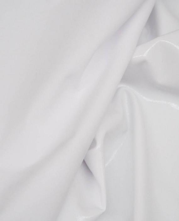 Ткань Голограмма 046 цвет белый картинка 1