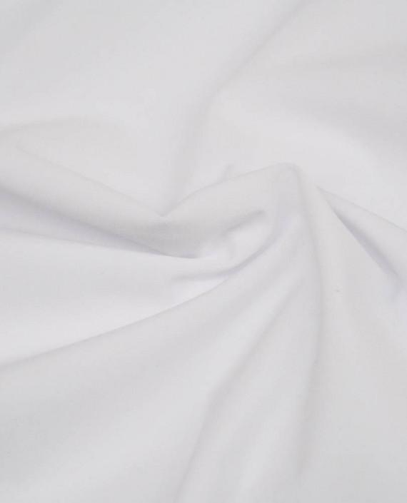 Ткань Голограмма 046 цвет белый картинка 2