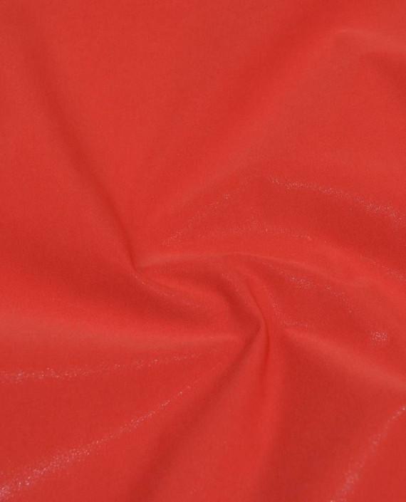Ткань Голограмма 050 цвет красный картинка 1