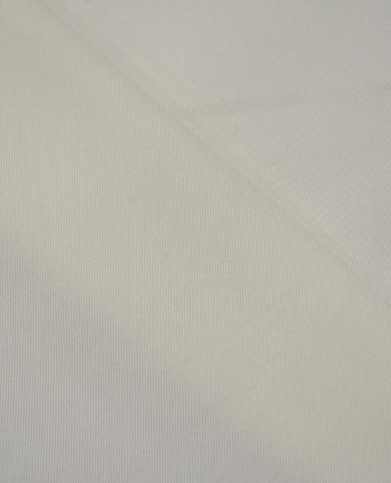 Хлопок Костюмный 2856 цвет белый картинка 2