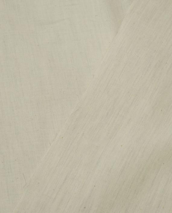 Ткань Хлопок Рубашечный 1393 цвет айвори картинка 2