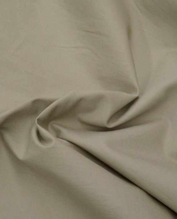 Ткань Хлопок Рубашечный 1414 цвет бежевый картинка