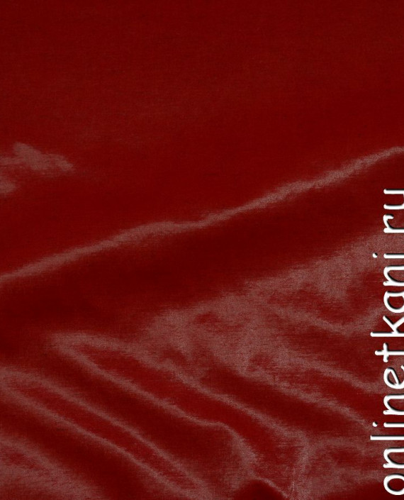 Искусственная кожа 018 цвет красный картинка