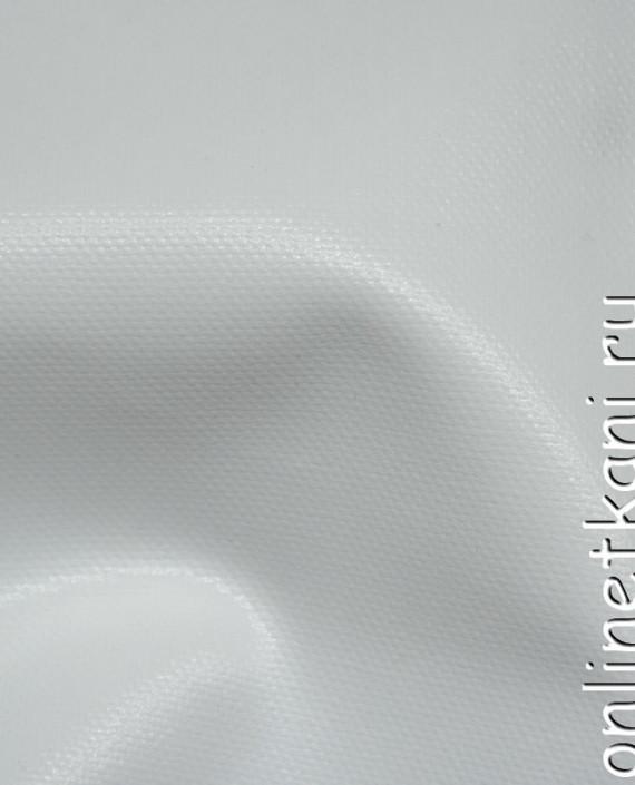Искусственная кожа 021 цвет белый картинка 2