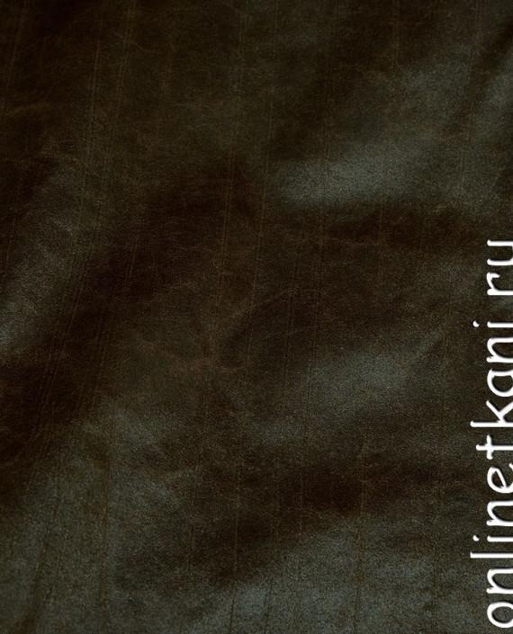 Искусственная кожа 036 цвет коричневый картинка